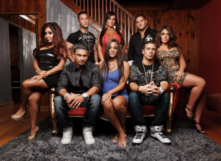 Jersey shore cast inspires new fragrance line