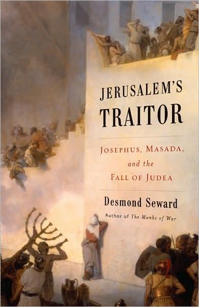 Jerusalem's Traitor cover