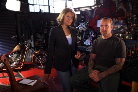 Jesse James on Nightline
