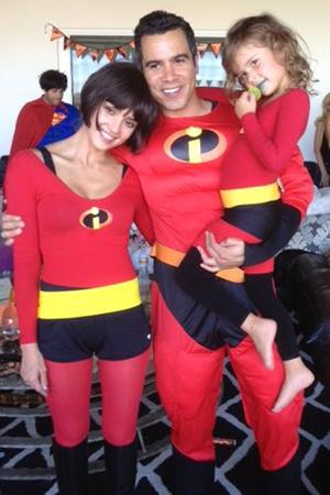 Jessica Alba Halloween costumes