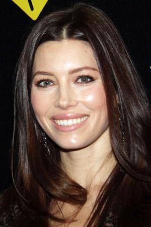 Jessica Biel in W magazine
