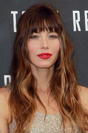 Fun and flirty: Textured waves