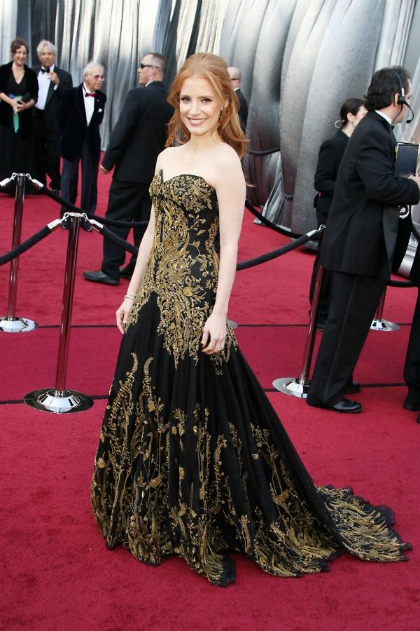 Jessica Chastain - Oscars