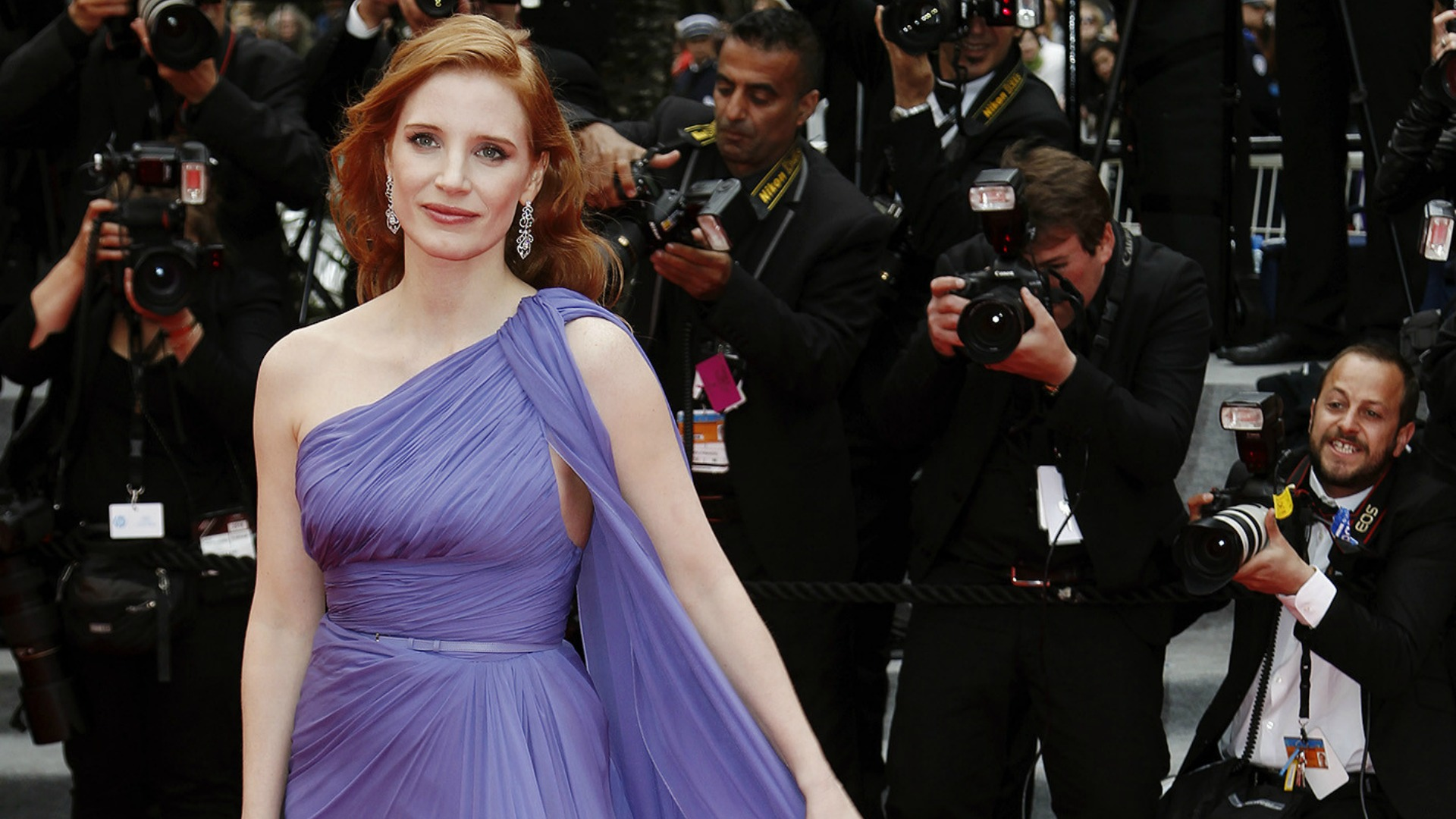 Jessica Chastain True Detective rumors