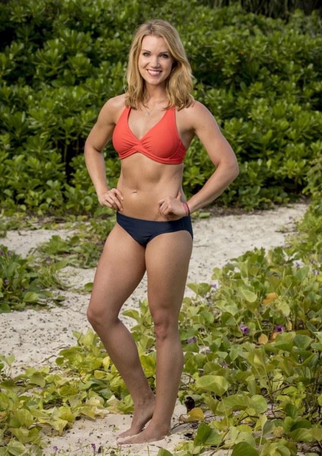 Jessica Johnston cast photo for Survivor: Heroes Vs. Healers Vs. Hustlers