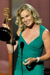 Jessica Lange wins for Grey Gardens