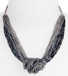 Jessica Simpson Bead Statement Necklace