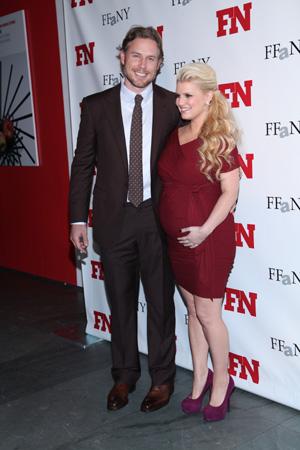 Jessica Simpson and Eric