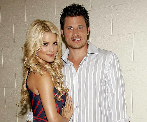 Jessica Simpson and Nick Lachey: celebrity couple