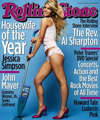 Jessica Simpson Rolling Stone