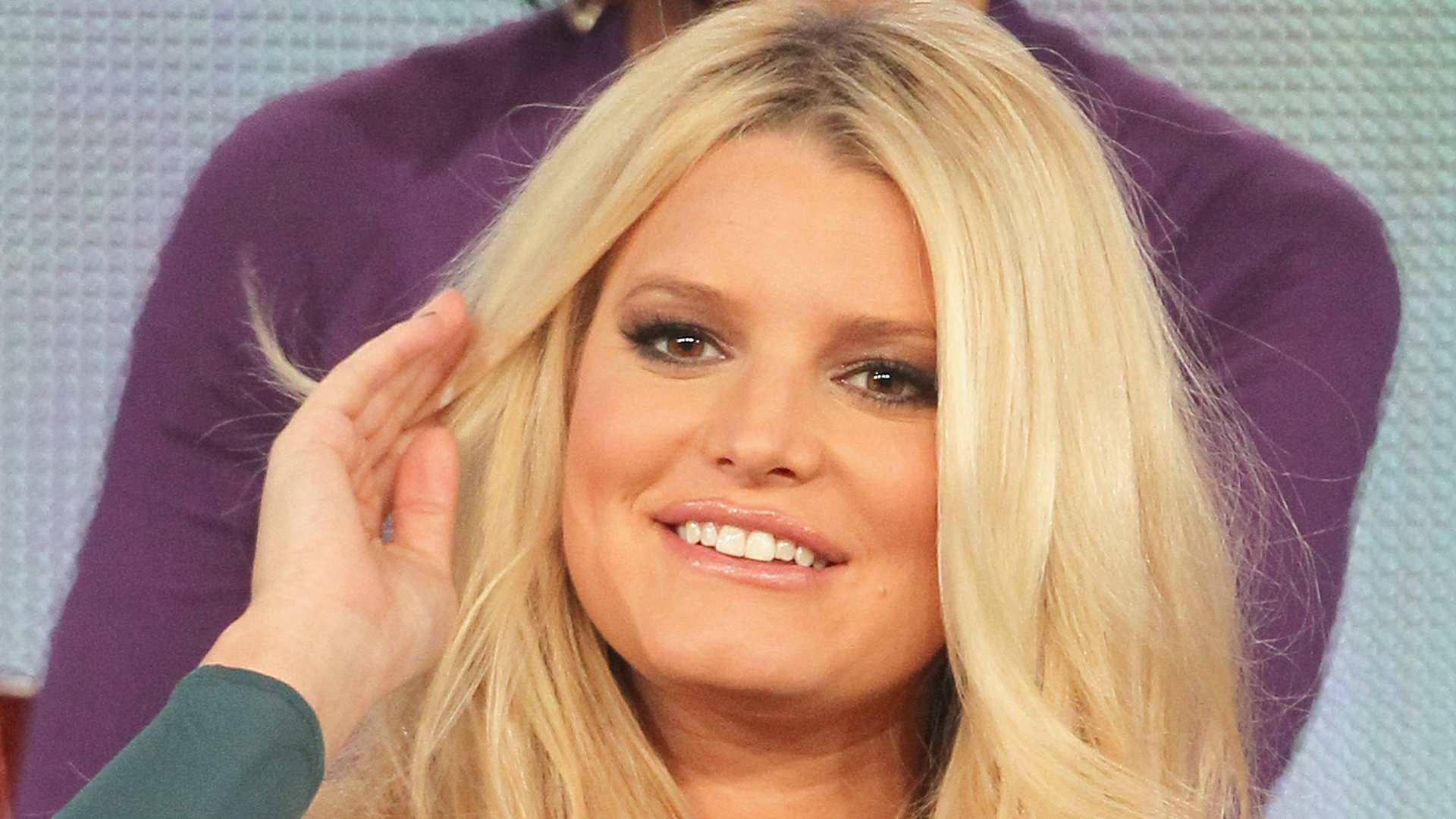 Jessica Simpson has a square face shape | Sheknows.ca