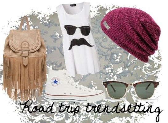 Road trip trend-setting style