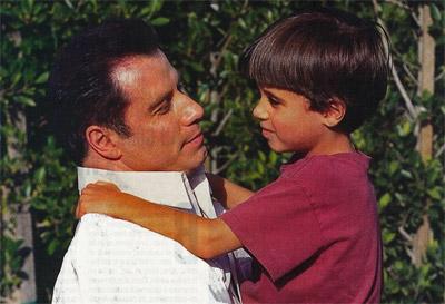 Jett Travolta - dies at age 16