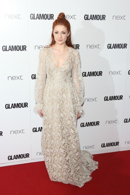 Nicola Roberts at Glamour Women of the Year Awards
