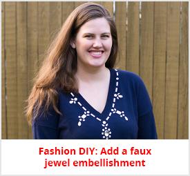 jewel embellishment
