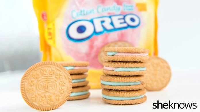 Cotton Candy Oreos: What do they