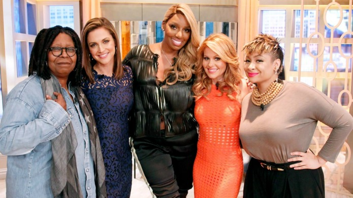 NeNe Leakes reveals which The View