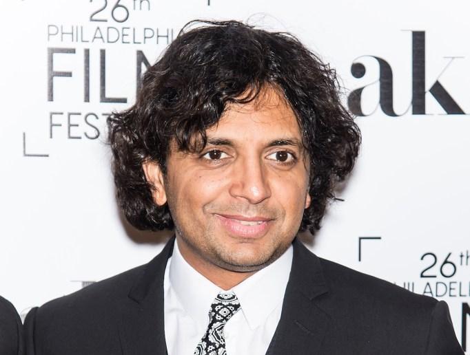 M. Night Shyamalan at 26th Philadelphia Film Festival