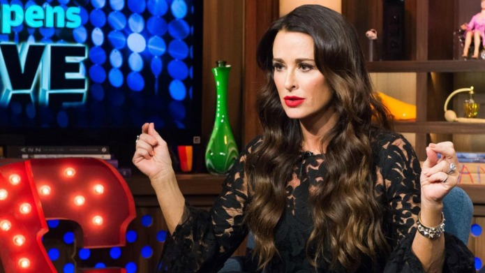 Kyle Richards weighs in on Yolanda