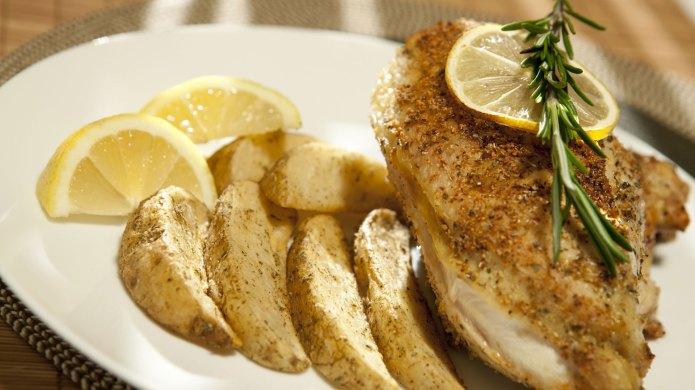Fast chicken dishes: Minimum effort, maximum