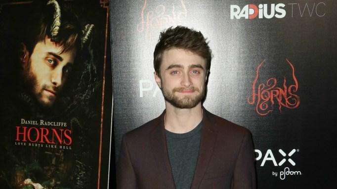 Daniell Radcliffe strange film roles