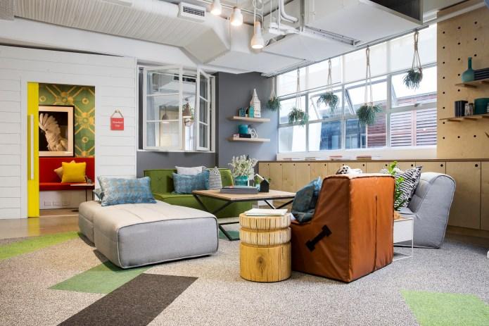 Take a peek inside Airbnb's new