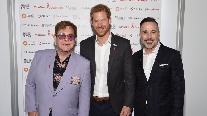 Sir Elton John, Prince Harry, Duke