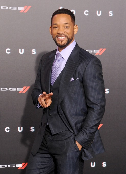 Celebrities Who Had Babies at a Young Age: Will Smith