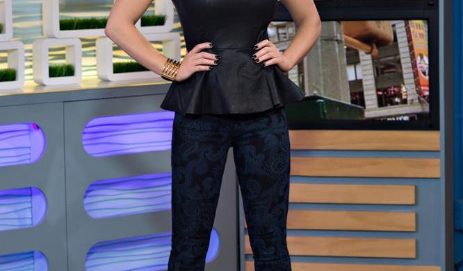 Carrie Keagan talks on-set secrets and