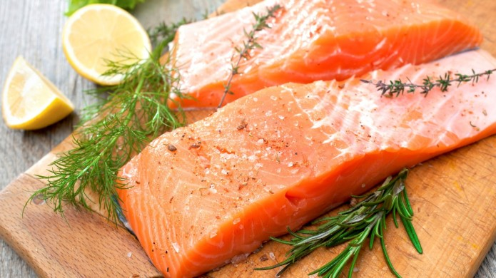 The salmon you're buying could be
