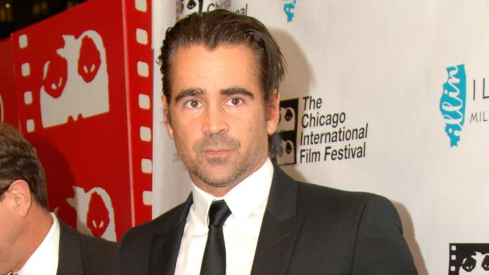 Colin Farrell defends his brother and