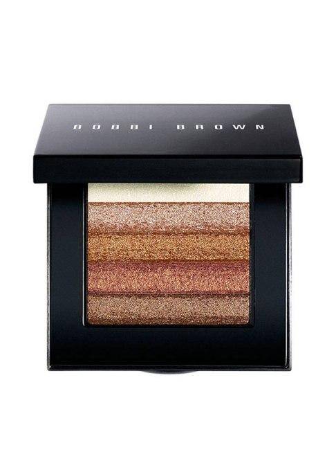 Makeup for Your Eye Color | Bobbi Brown Shimmer Brick Set in bronze