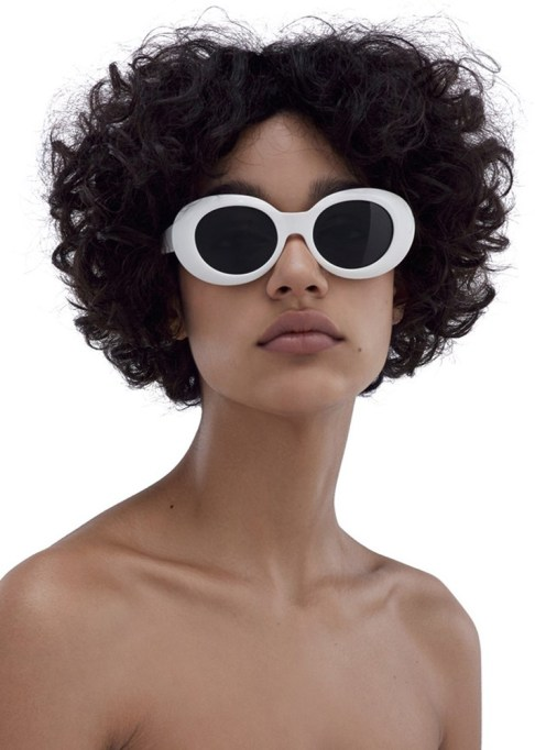 What to Buy at Tictail for Summer 2017: Moonbeam Round Sunglasses | Summer Fashion