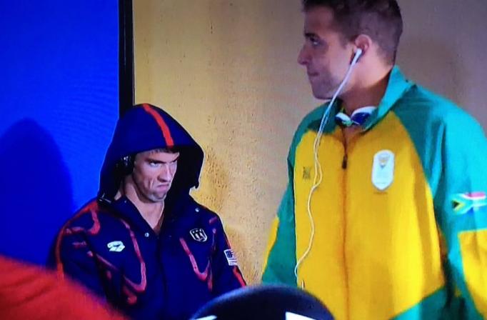 Michael Phelps Olympics 2016