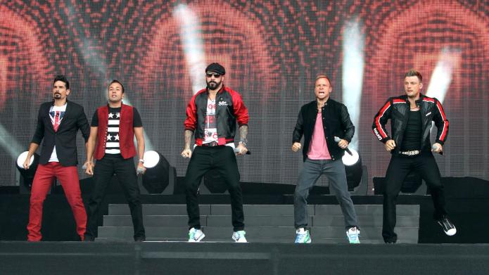 Backstreet Boys' Show 'Em What You're