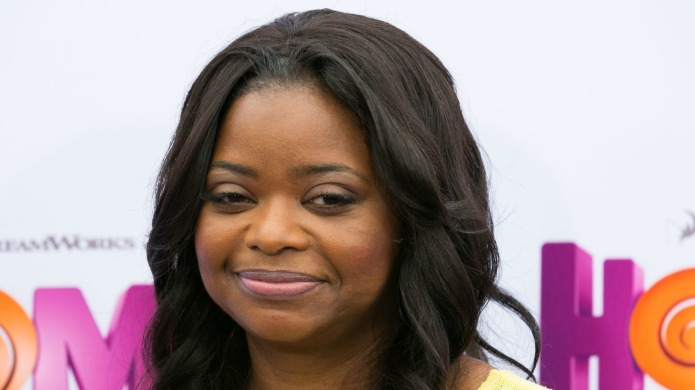 Fans accuse Octavia Spencer of being