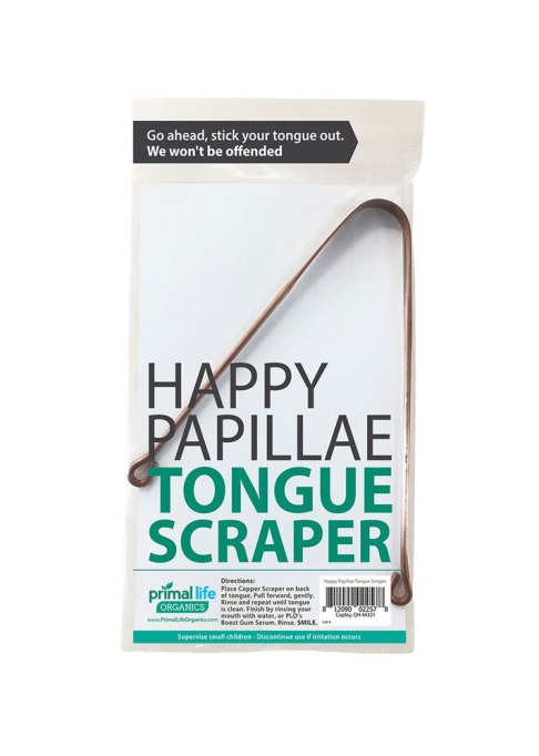Game Changing Oral Hygiene Products | Primal Life Tongue Scraper