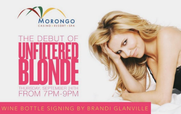Brandi Glanville Unfiltered Blonde