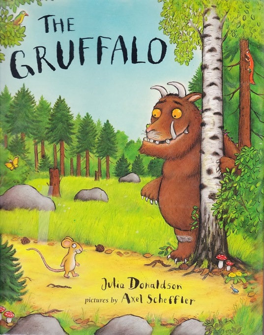 Rhyming Books For Early Readers And Young Poets: The Gruffalo
