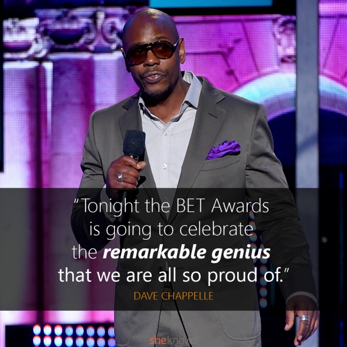 Dave Chappelle BET Awards