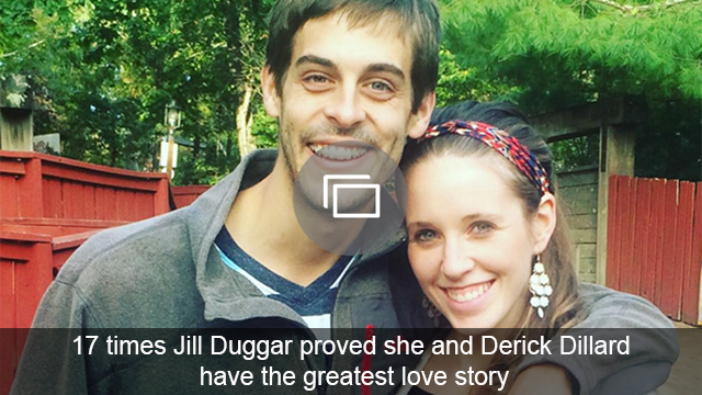 Jill Duggar love story slideshow