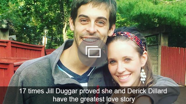 Jill Duggar love story slideshow