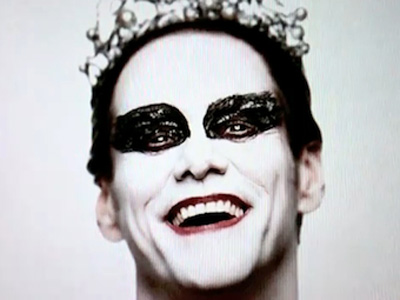 Jim Carrey Black Swan on SNL