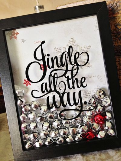 Jingle frame