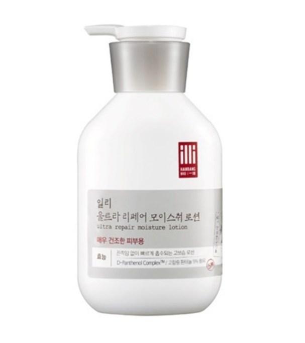 The Best Anti-Aging Hand Cream | Illi Ultra Repair Moisture Lotion