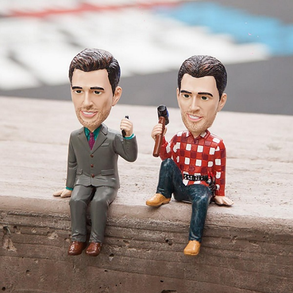 Gifts for HGTV Lovers: Bobbleheads