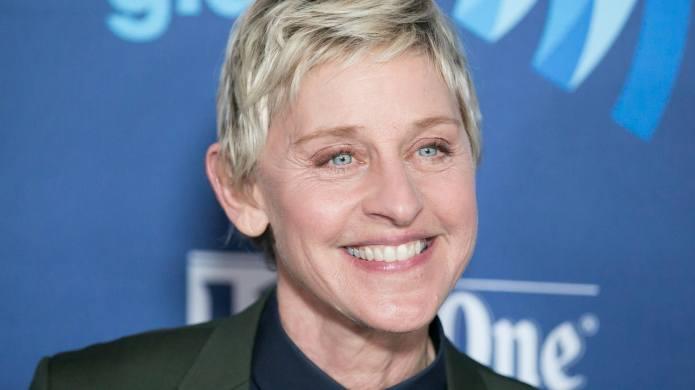 Ellen DeGeneres Was Adorably Awkward at