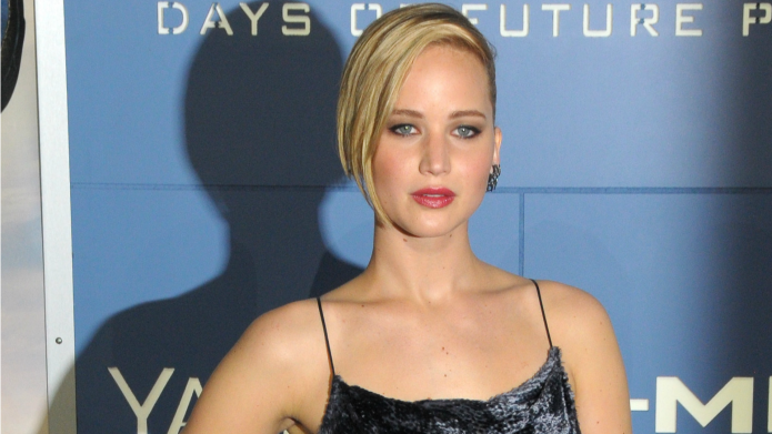 Jennifer Lawrence says photo hack is