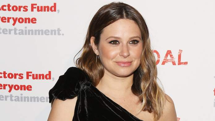Scandal Actor Katie Lowes Reveals Heartbreaking
