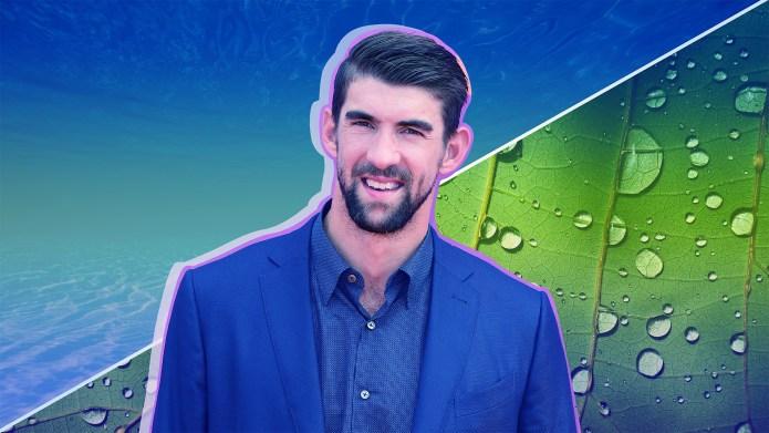 Michael Phelps Talks Mental Health, Climate